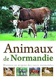 Les animaux de Normandie par Annie Fettu