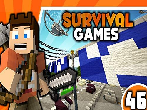 Clip: Minecraft Survival Games Part 46 Spooky Halloween Skin!