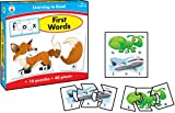 Carson-Dellosa Learning to Read First Words Educational Board Game