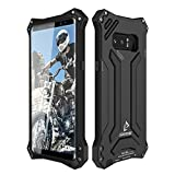 Best Cases With Aluminum Covers - Samsung Note 8 Case Metal, LIGHTDESIRE Shockproof Rugged Review
