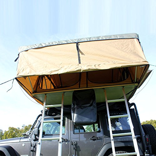 Tuff Stuff Elite Roof Top Tent With Lower Annex Room 5
