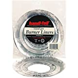 5pk Round Gas Burner Liner