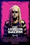 The Lords of Salem (2012) 11 x 17 Movie Poster Sheri Moon Zombie, Bruce Davison, Jeff Daniel, Style C