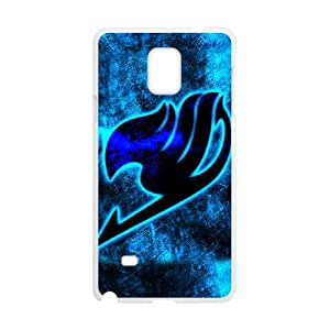 Fairy Tail For Samsung Galaxy Note4 N9108 Csae protection phone Case FX251099