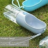 PETKIT Dog Water Bottle, Portable Dog Water