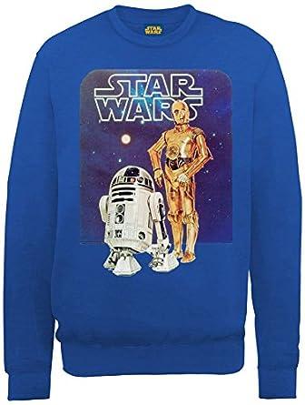 Star Wars Artoo 3po - Sudadera Niños color blau - blue (royal) talla 14 años BILSW00008F