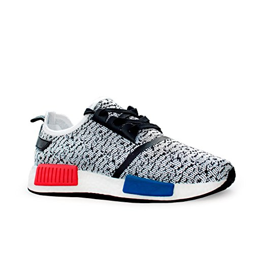 827b461f74e7c New Womens Girls Boys Mens Black Black Yeezy nmd Inspired Fitness Unisex  Trainers Boost Running Casual Pumps Size 2 3 4 5 6 7 8 9 10 11 - Buy Online  in ...