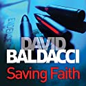 Saving Faith Audiobook by David Baldacci Narrated by Michael Kramer