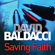 Saving Faith Audiobook by David Baldacci Narrated by Michael Kramer