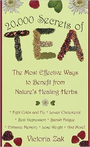 Herbal Tea Book