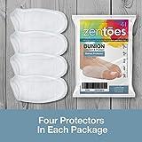 ZenToes Bunion Guards Gel Shields 4 Pack Cushions