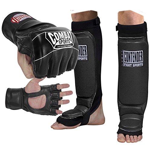 (Combat Sports MMA Starter Bundle, Large)