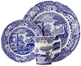 Spode Blue Italian 12 Piece Set Review