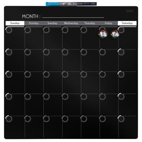 Quartet Dry Erase Calendar, 14