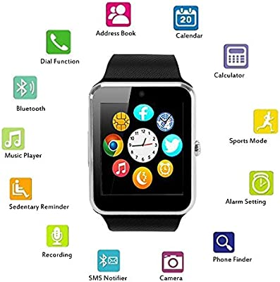 Smart Watch, toph Omer gt08 Bluetooth Smart wartch Reloj ...