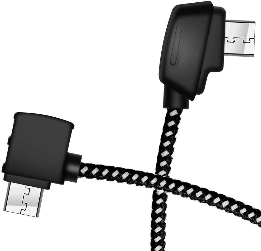 Cable 21cm para DJI Mavic Mini/Mavic 2 Pro Zoom (Micro USB)