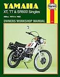 YAMAHA XT, TT & SR '75'83 (Owners Workshop Manual)