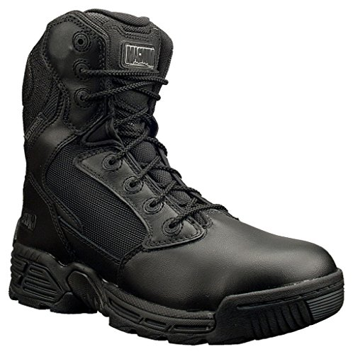 Women's Magnum 8.0 Stealth Force Waterproof Boots, BLACK, 6.5D (Medium) by Magnum