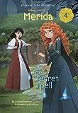 Merida #4: The Secret Spell (Disney Princess) (A Stepping Stone Book(TM))