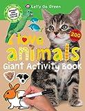 I Love Animals, Roger Priddy, 0312507763