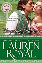 Tempting Juliana (Regency Chase Family Series, Book 2)