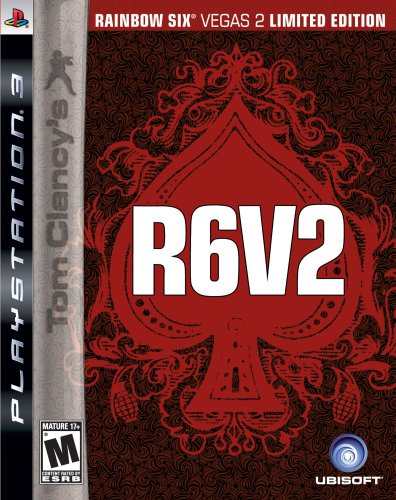 Tom Clancy's Rainbow Six Vegas 2 Limited Edition - Playstation 3 (Tom Clancys Rainbow Six Vegas 2 Ps3)