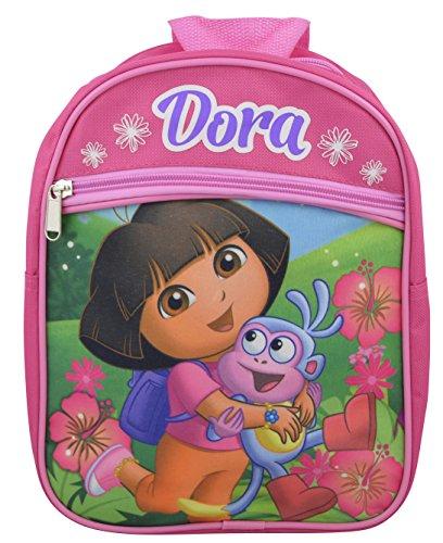 Nickelodeon-Dora-the-Explorer-10-Toddler-Backpack