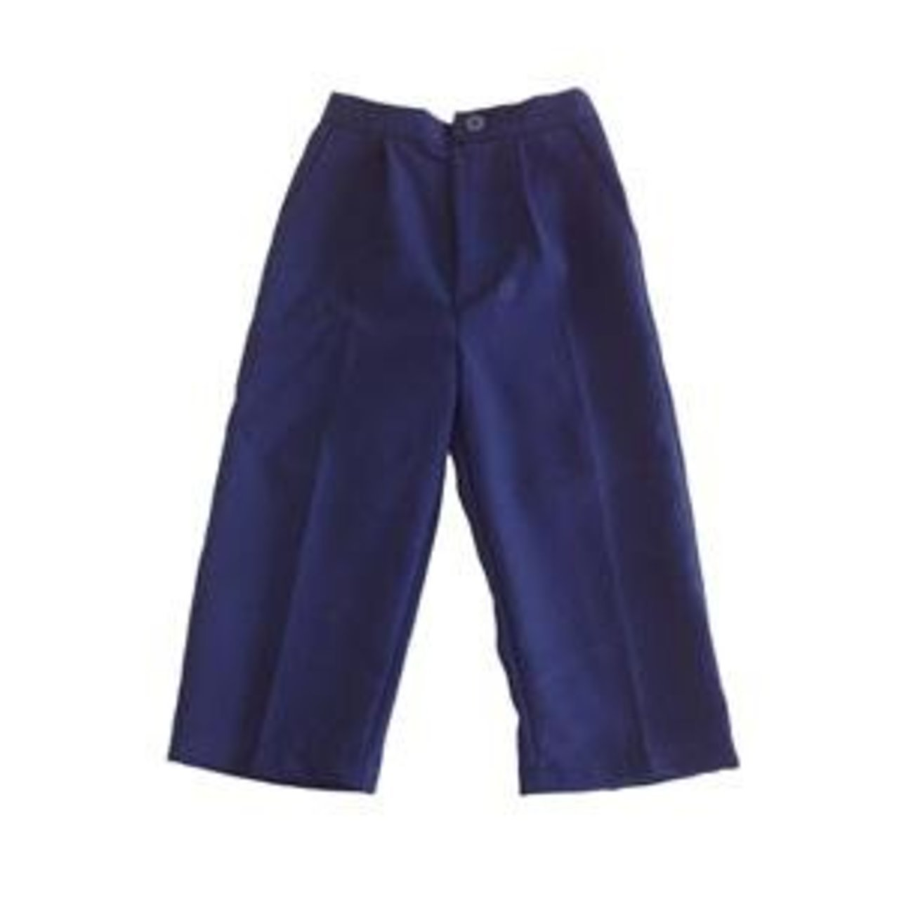Aby's Kids Boys Dressy Pants-navy -3