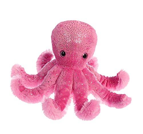 (Aurora World Sea Sparkles Octavia Octopus, Pink)