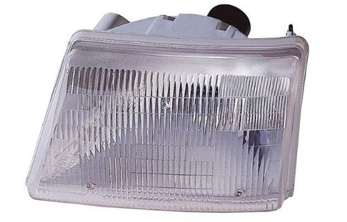 Ford Ranger Replacement Headlight Assembly - (Ford Ranger Headlight Replacement)