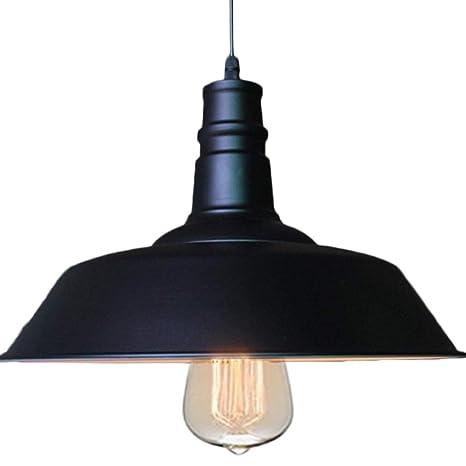 Industrial Pendant Lighting, FadimiKoo E26 E27 Base Vintage Kitchen ...
