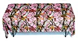 camouflage table cover - Pink Camo Party In a Box It's a Girl or Birthday Party Ware - Pink Camo Table Cover