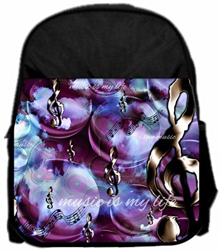 Music Love Lea Elliot Tm Preschool Backpack And Pencil Case Set
