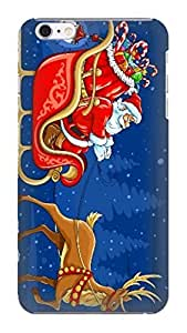 Durable hard TPU Phone Protection Case fashionable New Style Popular Christmas Designed for iphone 6 Plus