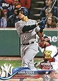 2018 Topps Opening Day #71 Aaron Judge New York Yankees Baseball Card