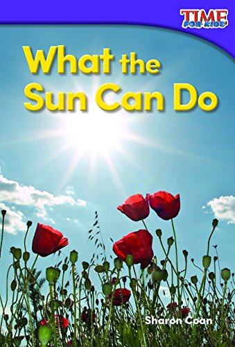 What the Sun Can Do (TIME FOR KIDS® Nonfiction Readers)