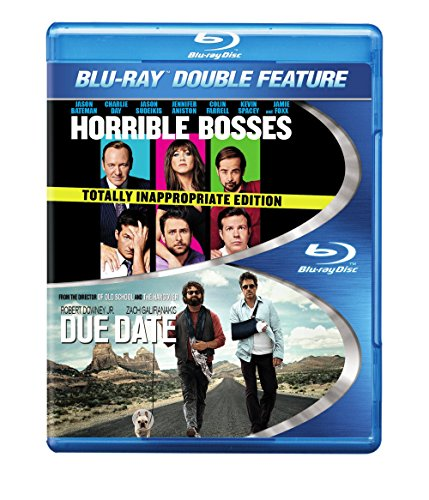 Horrible Bosses / Due Date (DBFE)(BD) [Blu-ray]