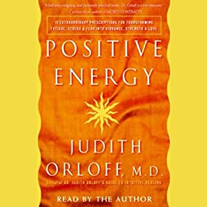 Positive Energy Hörbuch