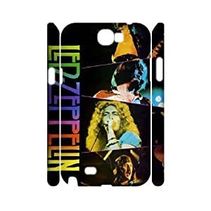 LTTcase Customised Led Zeppelin 3D Case for samsung galaxy note2 n7100