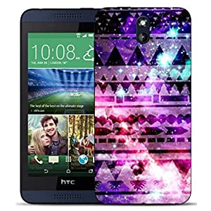 New Hard Printed BEAU ARTS Cover for HTC Desire 610 case - ultramodern & Stylus