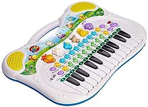 Simba 104015670 - ABC Tier-Keyboard
