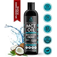 KayosNaturals MCT Oil From Coconut Unsweetened Keto Diet Sports Supplement, 490 ml