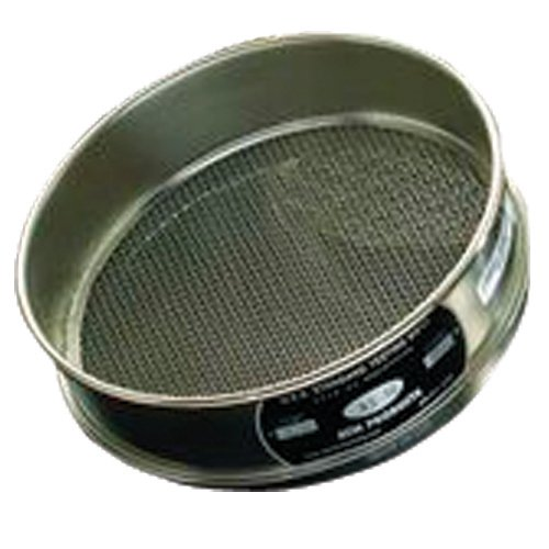 8 OD Brass Frame//Brass Wire No 35 Full Height Cole-Parmer Testing Sieve