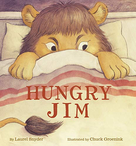 Book Cover: Hungry Jim