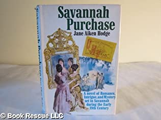 book cover of Savannah Purchase