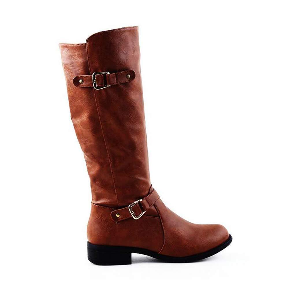 TMA Shoes, Stivali Donna Marrone Marrone 36