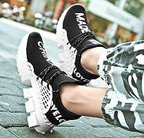 286dbd2d92d5e JJLIKER Running Shoes Men Slip On Tennis Shoe Lightweight Fashion Walking  Sneakers Breathable Athletic for Boy Teen