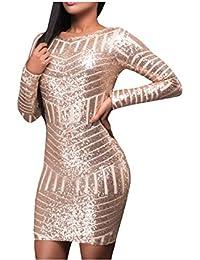 Eloise Isabel Fashion Champagne Lantejoulas Vestido Sexy Backless Bodycon Mulheres Vestidos de Luxo Vestido de Festa LC22924
