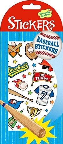 Peaceable Kingdom Baseball Sticker Pack