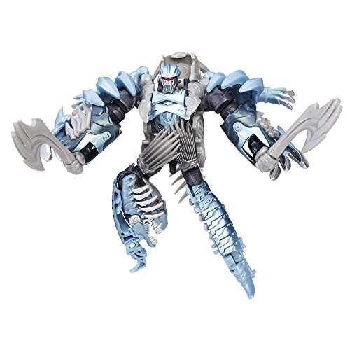 Transformers: The Last Knight Premier Edition Deluxe Dinobot (Ocean Related Costumes)